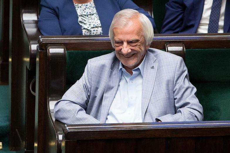O terminie posiedzenia poinformował wicemarszałek Terlecki.