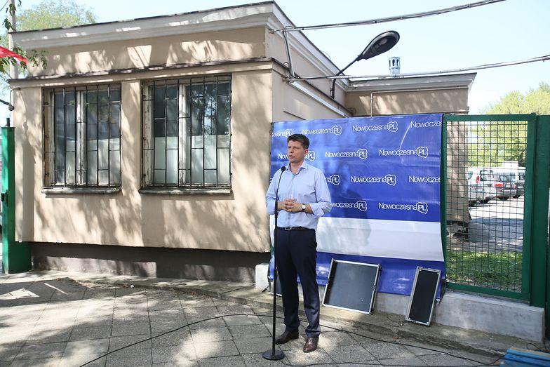 Kampania wyborcza NowoczesnejPL. Petru: zerwijmy z wizją Polski jako montowni Europy