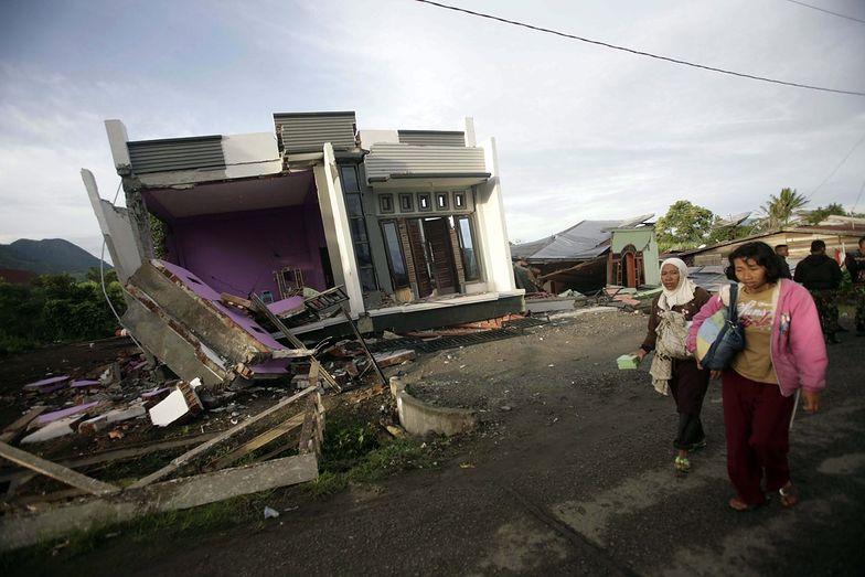 Sytuacja w Indonezji. Kolejne w tym tygodniu trzęsienie ziemi na Sumartrze