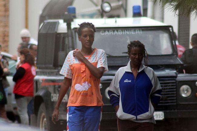 Nowy tragiczny bilans katastrofy koło Lampedusy