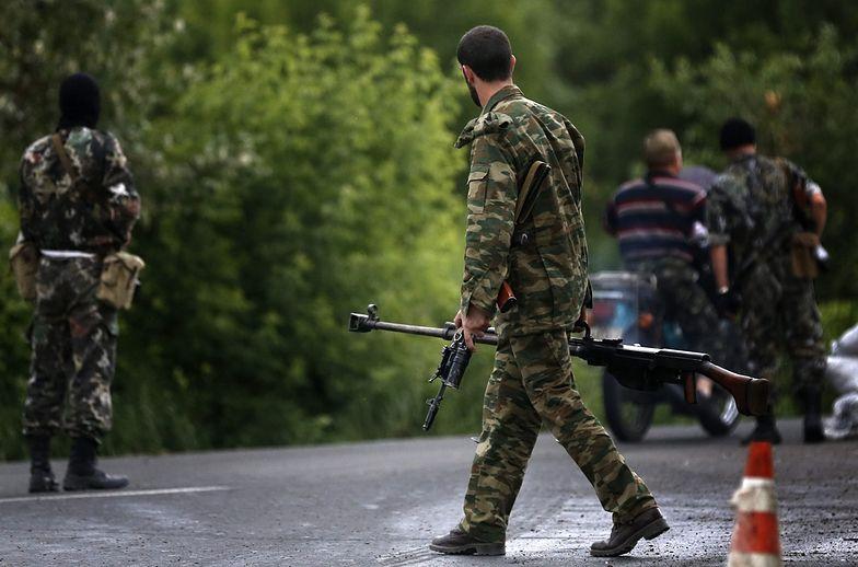 Wybory na Ukrainie. Porwano szefa sztabu w obwodzie ługańskim