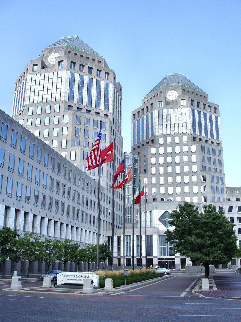 Siedziba Procter & Gamble w Cincinnati