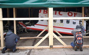 Katastrofa w Smoleńsku. Komitet Śledczy FR może uznać pilotów za winnych