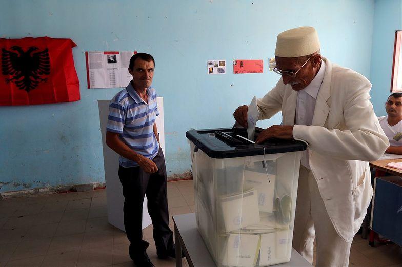 Albania podzielona w wyborach