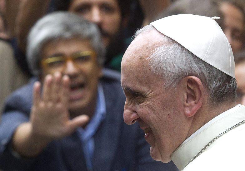 Papież Franciszek napisał bezprecedensowy list do włoskiej gazety