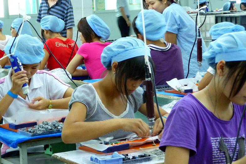 Niższe cła na towary improtowane do Chin. Prawie 1500 produktów