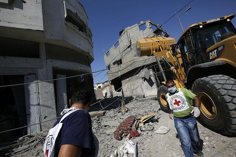 Wojna w Strefie Gazy. Ponad 700 Palestyńczyków zginęło od początku ofensywy