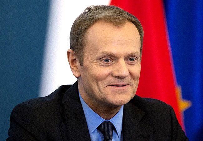Tusk dziś będzie rozmawiał z Bidenem o Ukrainie i szczycie NATO