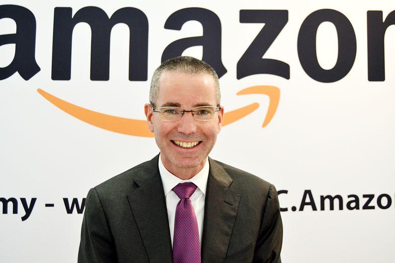 Tim Collins, wiceprezes Amazona