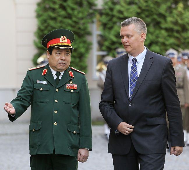 Polska będzie współpracować z Wietnamem?