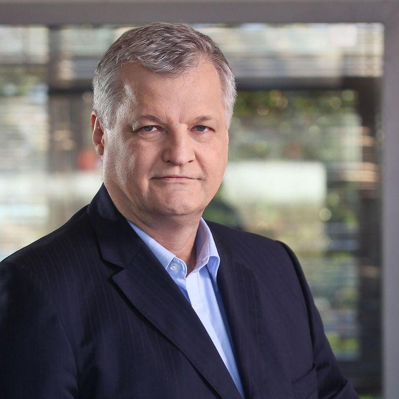 Piotr Wesołowsk, prezes Polnord