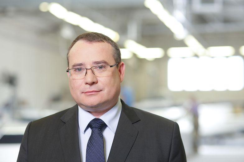 Andrzej Bartoszewicz, prezes Admiral Boats