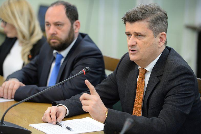 Konflikt na Ukrainie. Palikot: Polska nie może się czuć bezpieczna