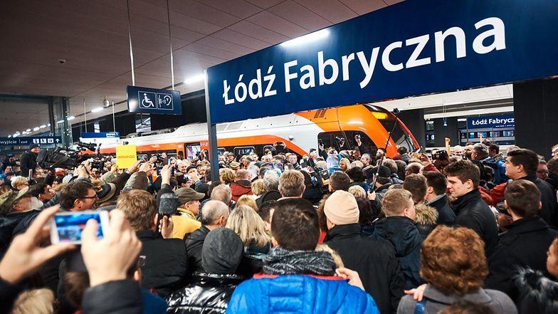Konsorcjum z udziałem Torpolu domaga się zapłaty za prace dodatkowe przy dworcu Łódź Fabryczna