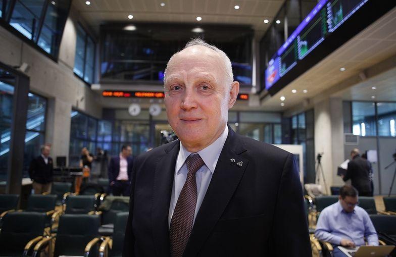 Wojciech Jasiński niedługo pozostawał bez pracy