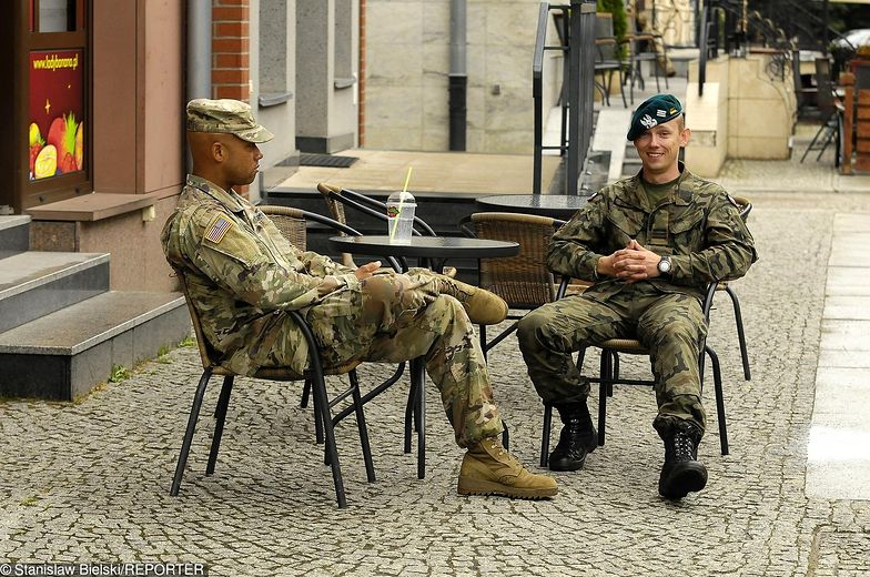 Żołnierze USA kosztują krocie. 2 mld dol. na bazę w Polsce to za mało