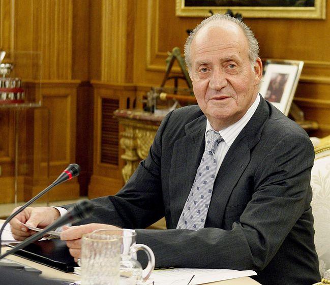król Juan Carlos
