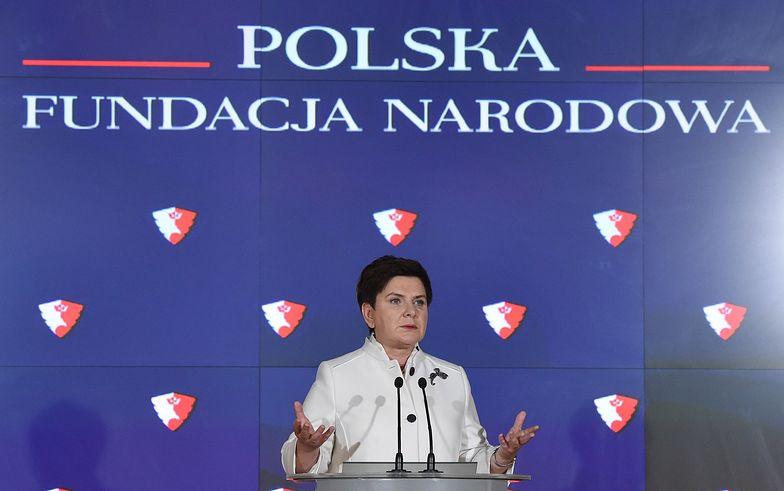 Polska Fundacja Narodowa jeszcze nie wystartowała. Grzegorz Schetyna pyta premier Szydło: Gdzie są pieniądze?