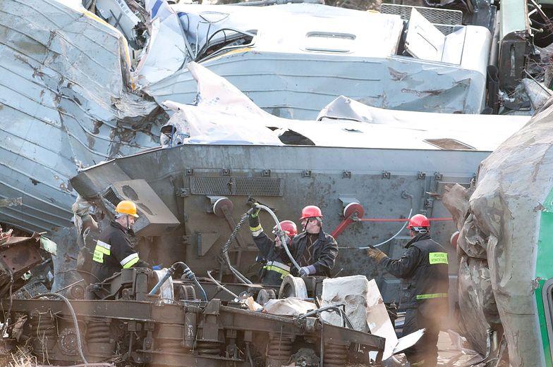 Żałoba narodowa po katastrofie kolejowej