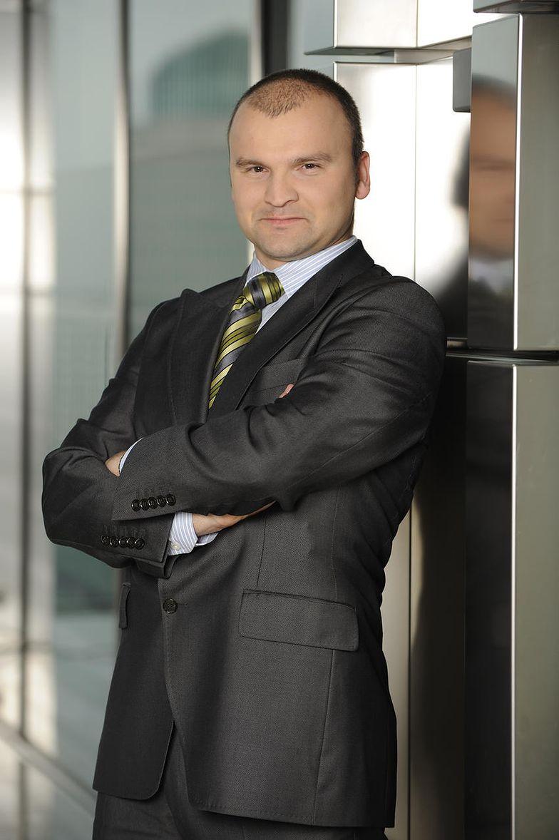 na zdjęciu: Rafał Brzoska, prezes Integer.pl