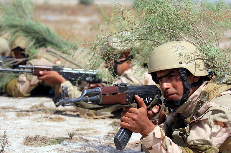 Samobójczy atak na największą rafinerię w Iraku