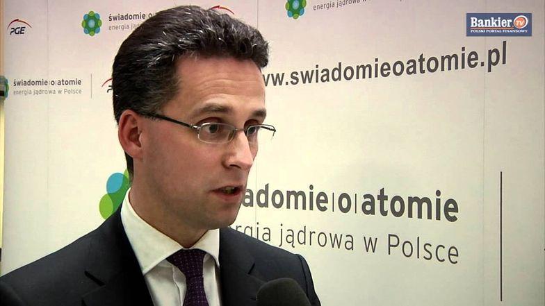 Jacek Cichosz, prezes PGE EJ1
