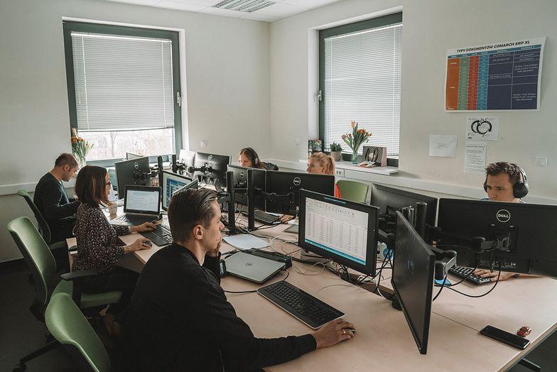 Firma Kotrak od 25 lat w Katowicach dostarcza oprogramowanie IT dla firm.