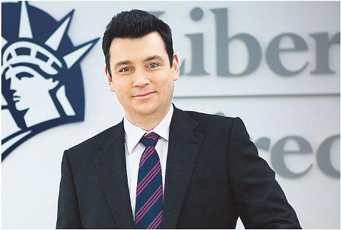 Rafał Karski, fot. Liberty Direct