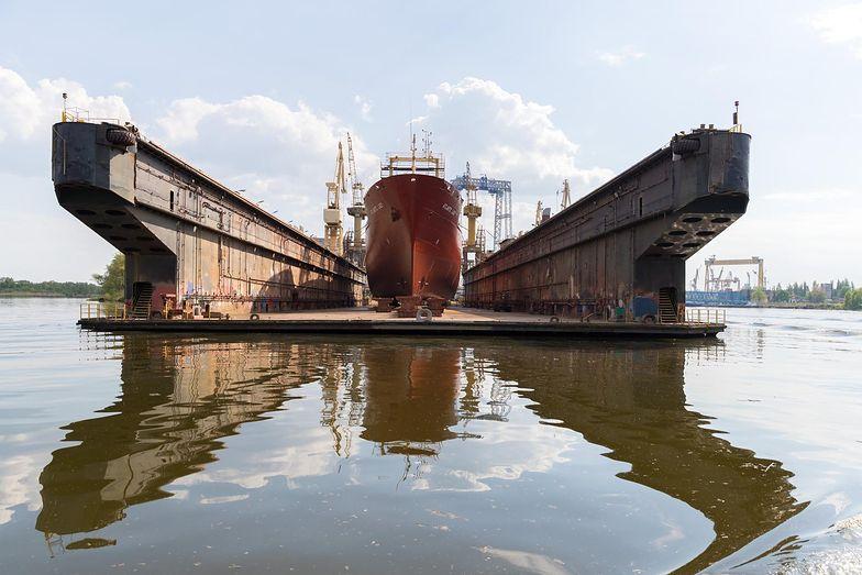 Przemysł stoczniowy rósł najszybciej