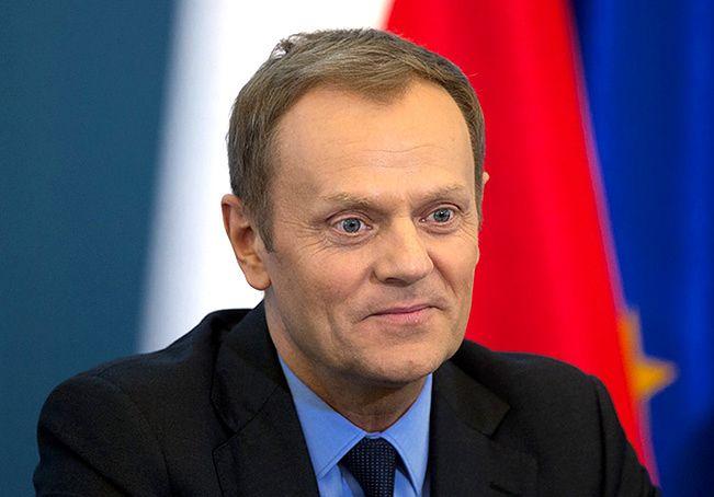 Donald Tusk pierwszy raz o wypowiedziach Sikorskiego