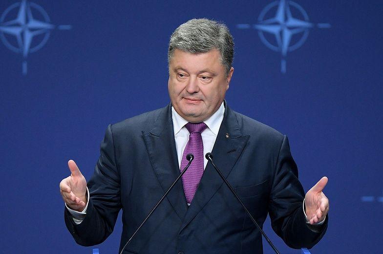 Poroszenko: doceniamy stanowisko Polski w kwestiach energetycznych
