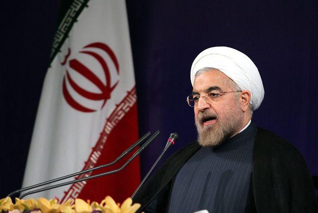 Hasan Rowhani, prezydent Iranu