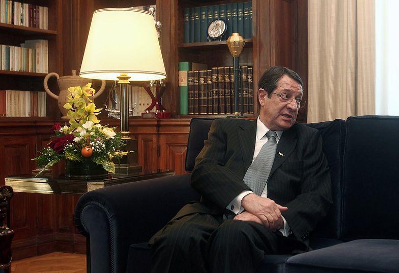 Opodatkowanie depozytów na Cyprze. Prezydent broni decyzji