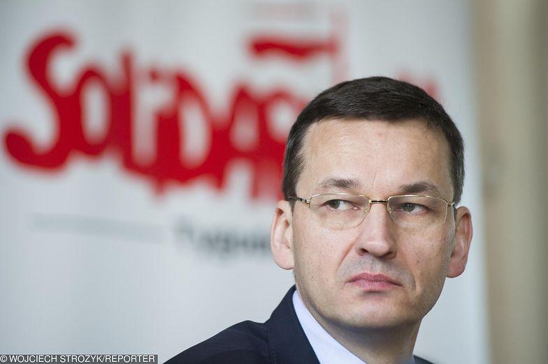 Związkowcy wkrótce przedstawią propozycje poprawek do przyszłorocznego budżetu w liście do premiera Mateusza Morawieckiego