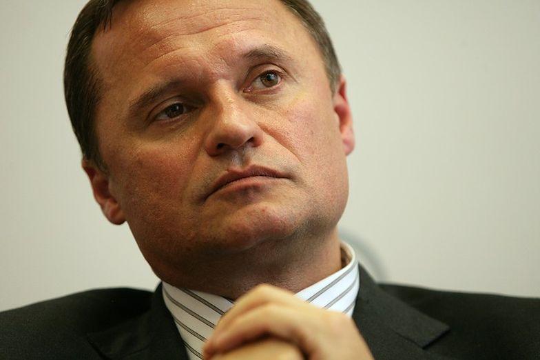 Leszek Czarnecki, szef rady nadzorczej Getin Holding
