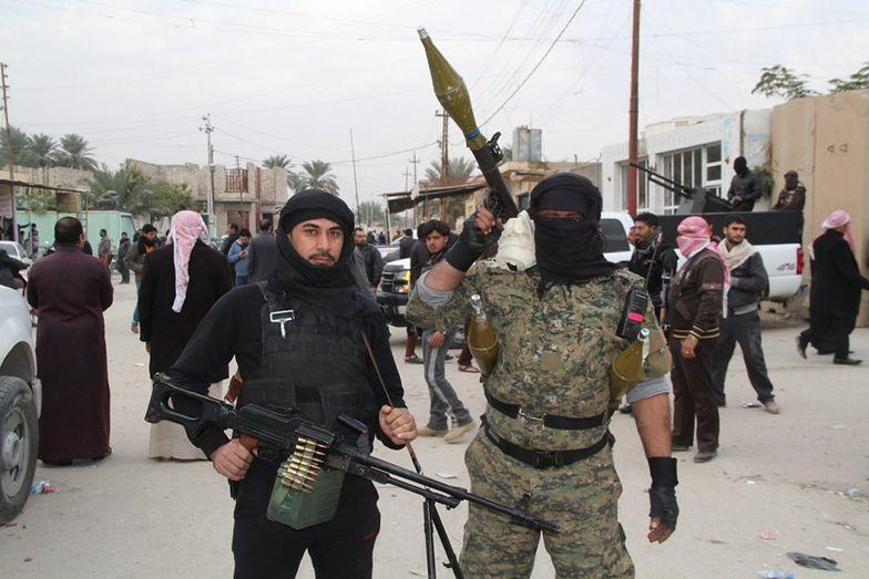 Irak: Al-Kaida kontroluje część Ramadi i Faludży