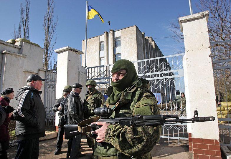 Radio i tv na Krymie już rosyjskie. Ukraińskie stacje wyłączone