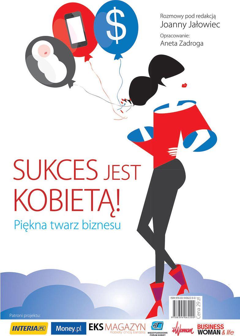 """Premiera książki """"Sukces jest Kobietą"""""""