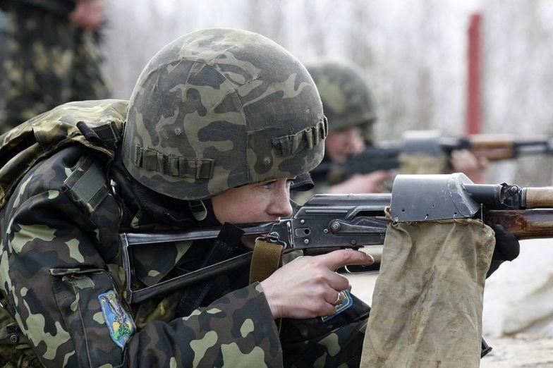 """Sytuacja na Ukrainie. """"Rozejm istnieje tylko na papierze"""""""
