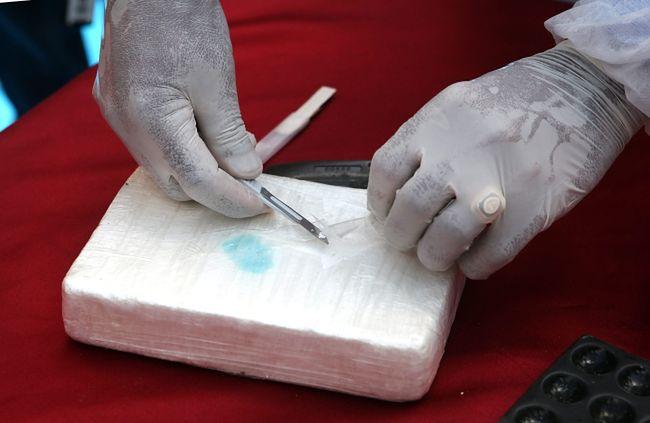 Przemyt kokainy. Sprawą zajmą się Amerykanie?