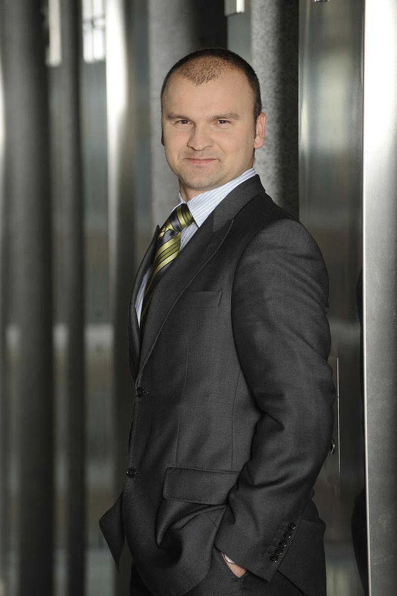 Rafał Brzoska, prezes Integer S.A.