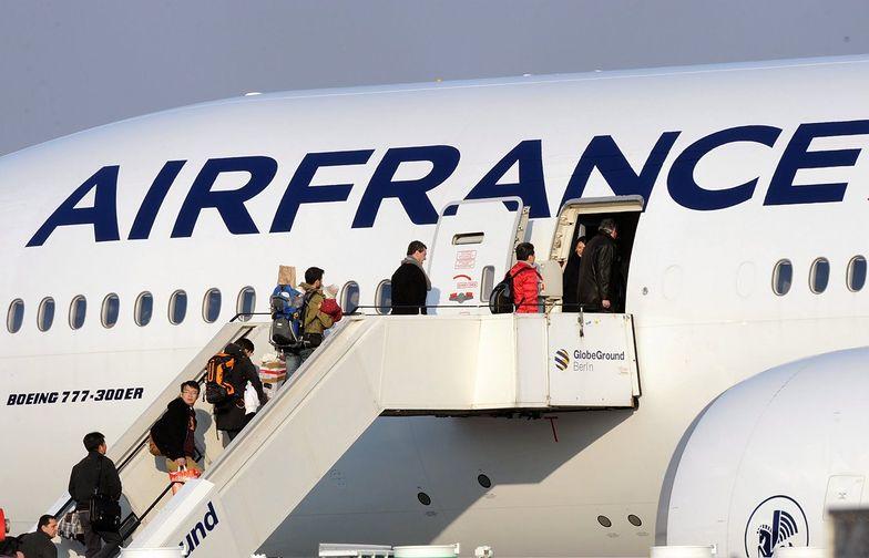 Air France planuje redukcję 2,8 tys. miejsc pracy