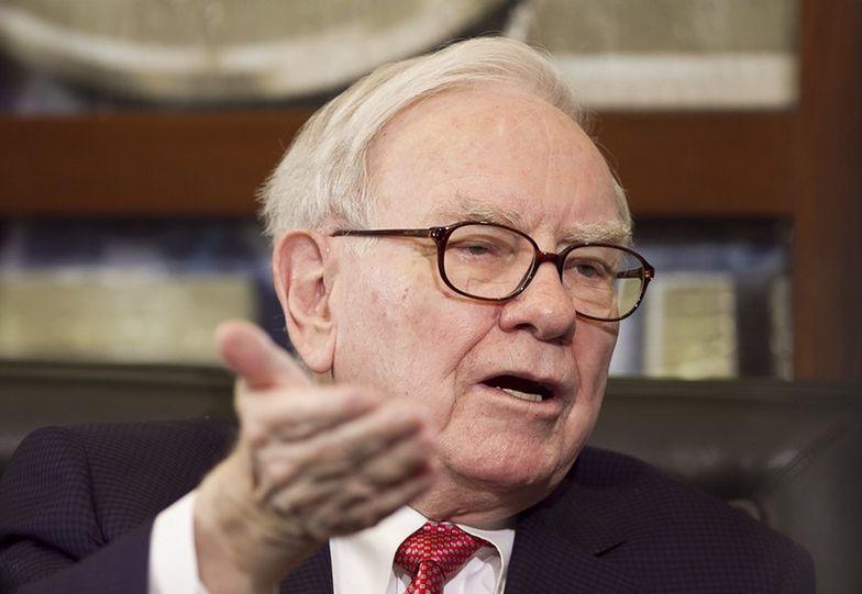Warren Buffett inwestuje. Zobacz na co wydał 142 miliony dolarów