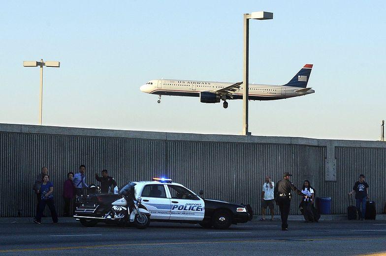 Strzelanina na lotnisku w Los Angeles. Wiadomo, kim był napastnik