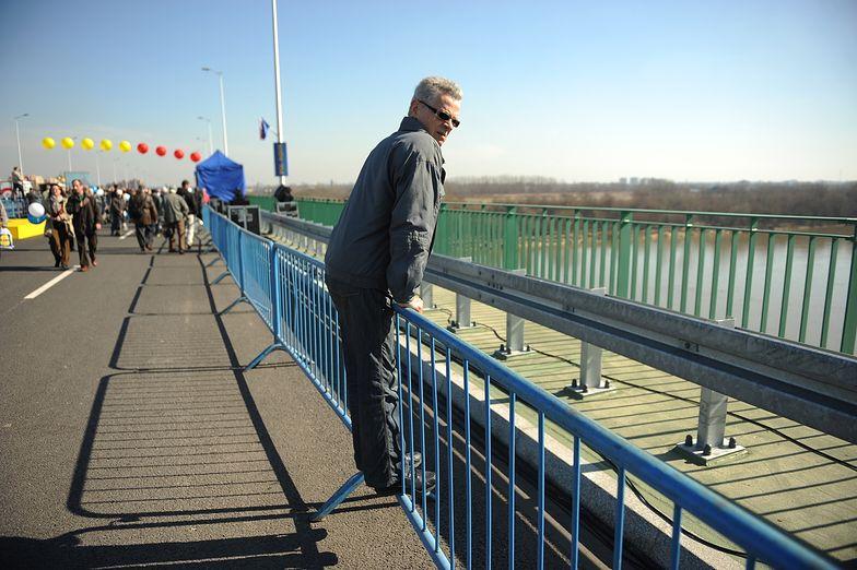Warszawa ma nowy most. Za miliard złotych