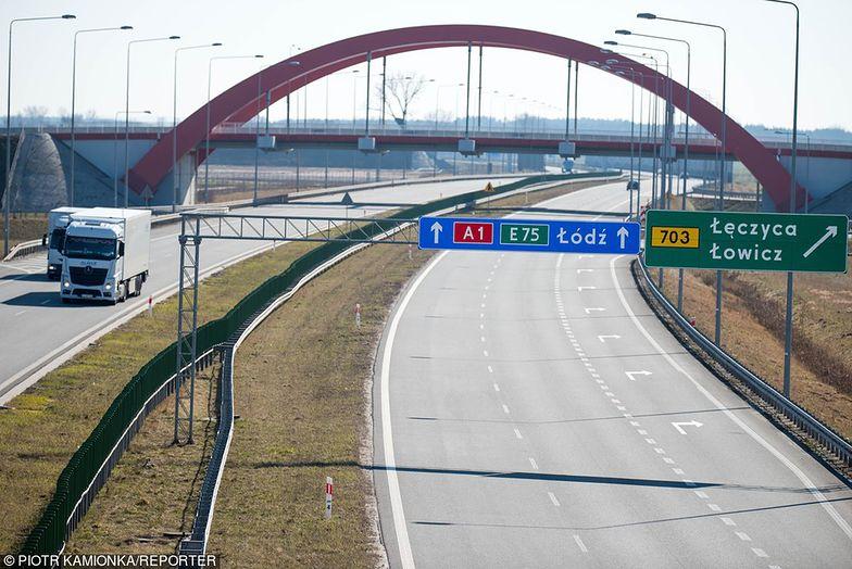Nowe drogi w Polsce. Kierowcy muszą uzbroić się w cierpliwość