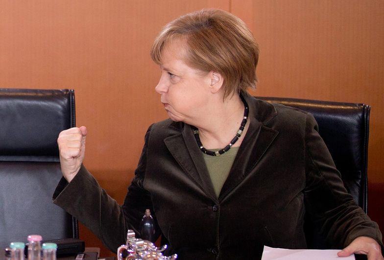 Angela Merkel ostrzega Putina przed destabilizacją Mołdawii