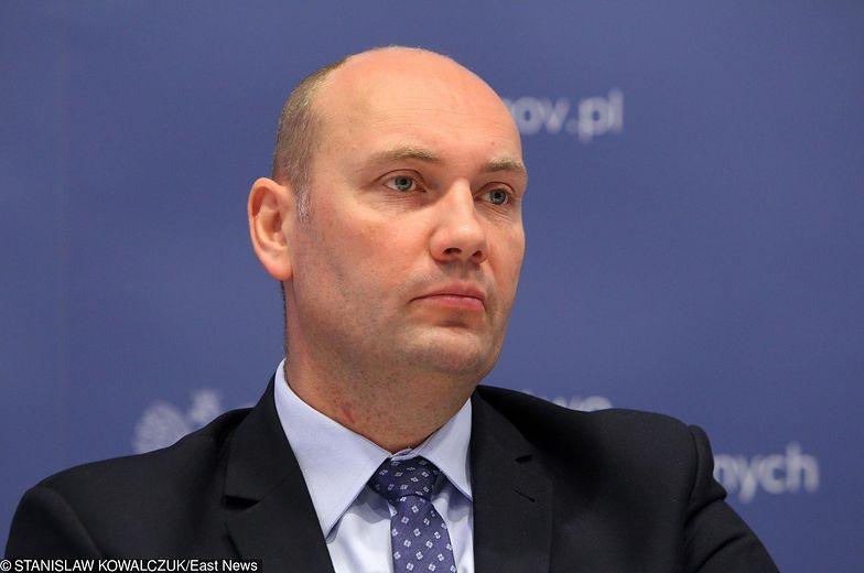 Sebastian Chwałek został wiceprezesem zarządu PGZ S.A.