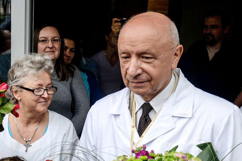 Profesor Chazan odwołał się do sądu pracy od decyzji o zwolnieniu