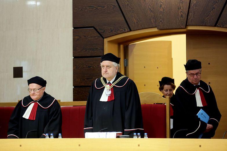 Przepisy dotyczące żądania przez ministra akt sądowych - niekonstytucyjne